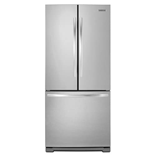 Merveilleux KitchenAid Architect Series II KFFS20EYMS 29 1/2 19.6 Cu. Ft. Capacity French  Door Refrigerator