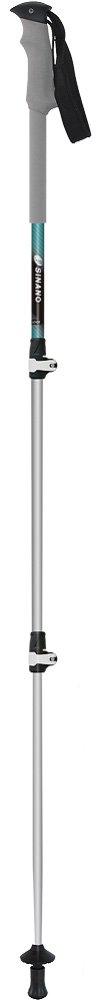 【超歓迎】 シナノ(SINANO) 登山 トレッキングポール 初心者 登山 モデル モデル ロングトレイル B074CVKZ7M 125 ターコイズ 113420 B074CVKZ7M, 家具インテリア通販 アットカグ:00653ac6 --- a0267596.xsph.ru