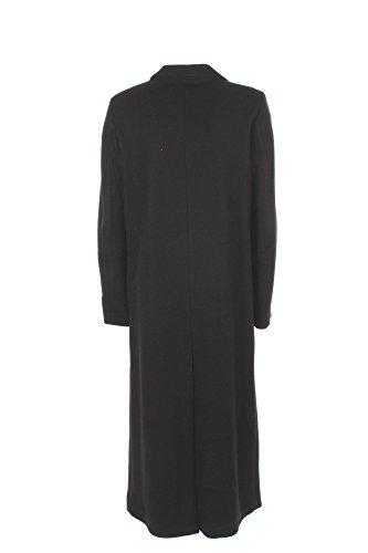 Autunno Vicolo 18 Cappotto 2017 Donna Inverno Nero M Ti1898 68X8qrZ