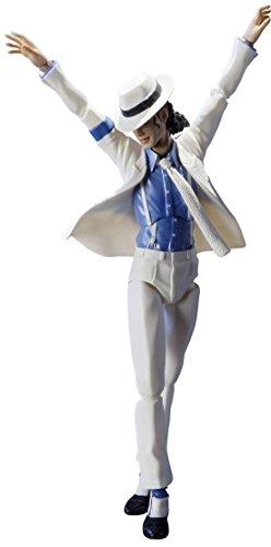 "Bandai Tamashii Nations S.H. Figuarts Michael Jackson ""Smooth Criminal"" Version Action Figure from Bandai"