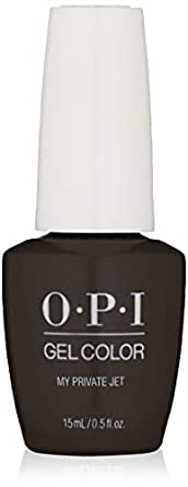 OPI GelColor, My Private Jet, 0.5 Fl. Oz. gel nail polish