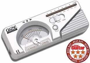 Best Price Qwik Tune Q12E Exogenic Chromatic Tuner