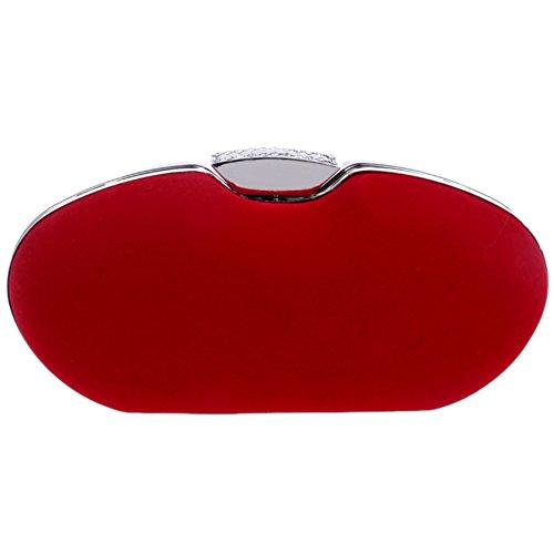 Santimon Mano Para Mujer Red Material Cartera 20180402001 Sintético De S qUYrUt