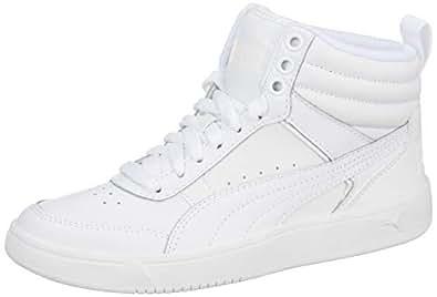 Puma Unisex Yetişkin Puma Rebound Street V2 L Moda Ayakkabı, Beyaz, 35-36