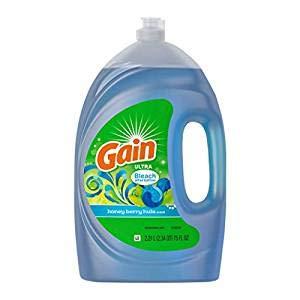 - Gain Ultra Dishwashing Liquid Dish Soap, Honey Berry Hula (1, 75 fl oz)
