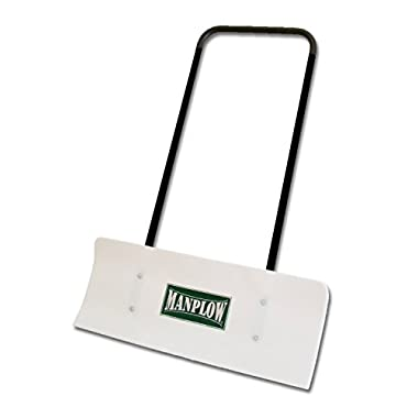 Manplow REV44-U Snow Shovel with Rotatable Blade, 44