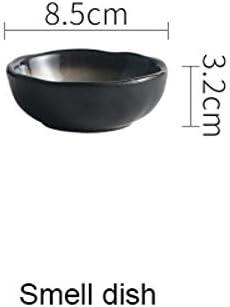 Japanse Stijl Steak Keramische Plate Set Gerechten Theekop Creatieve Soepkom 7 9 10 Inch Servies 3 Inch Dish