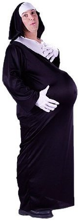 Thank You Father Costume - Standard - Chest Size 33-45 (Costume Duos)