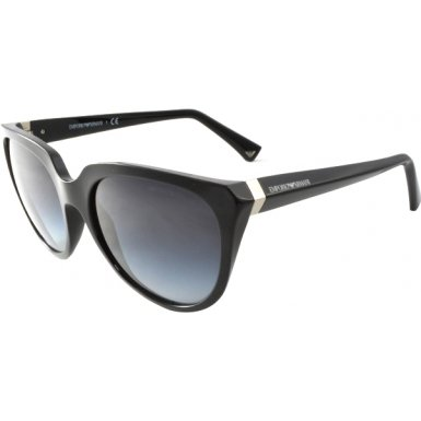 Emporio Armani EA 4027 Women's Sunglasses Black - Sunglasses Ea