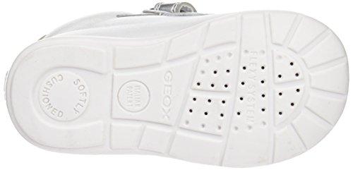 white Kaytan Zapatillas A para Bebé Blanco Niñas Geox silver B xA4w7qnv48