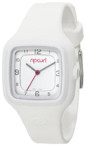 Rip Curl Women's A2550G-WHI  Analog Sport with Silicone Coating Watch