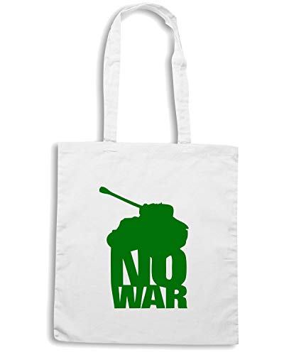 NO Bianca Speed WAR Shopper Shirt TM0486 Borsa w1W1q4XgO