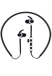 Margoun Wireless Sports Stereo Headphone ST-K3 Compatible for All Android Mobiles, iPhone, Tablets, Laptops & Gaming Consoles - Silver