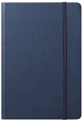 Cool Journal: Navy Blue Medium 10 pcs sku# 1796312MA by Unknown