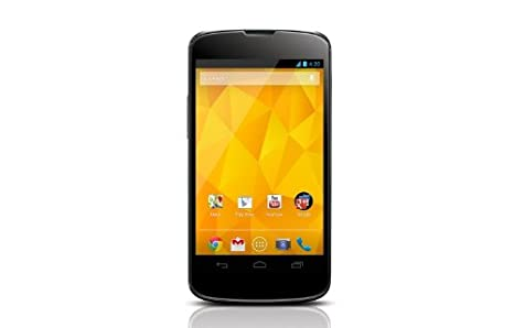 LG Nexus 4 E960 11,9 cm (4.7
