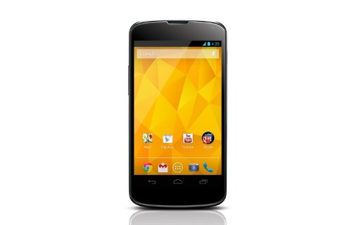 LG Nexus 4 E960 Phone 16 GB GSM Unlocked - Lg Hotspot Phone With
