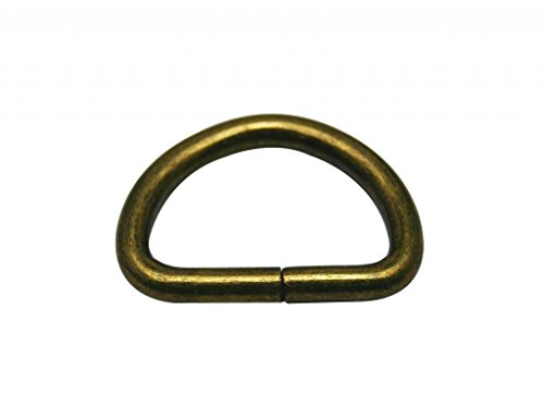 Generic Bronze Buckle Inside Diameter