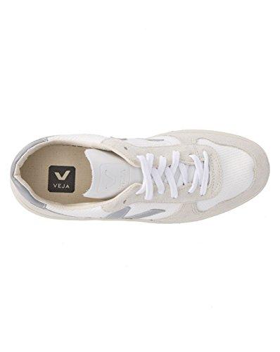 VEJA - Herren- Sneaker V10 aus Mesh in Weiß und Grau für herren