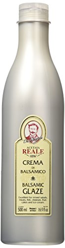 Balsamic Cream ''Regular'' 16.9oz by Acetaia Reale