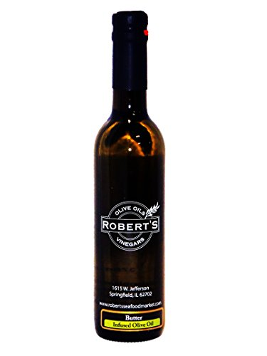 - Robert's Extra Virgin Infused Olive Oil - Butter (200ml)