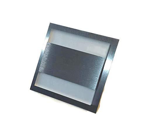 6-er SET LED Wand & Treppenbeleuchtung VIVE Treppenlicht WARM 2W 230V 24 WS W ED 230