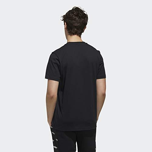 adidas Men's Linear Logo Graphic T-Shirt 4