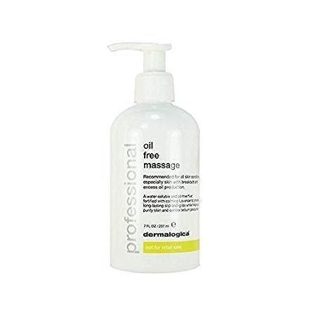 - Dermalogica Oil Free Massage 207ml(7oz) Prof Fast Shipping
