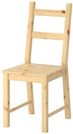 Ikea Ivar Chaise En Bois De Cuisine En Pin Massif