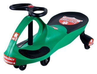 - Ride on Toy, Ambulance Car Ride on Wiggle Car by Lil' Rider - Ride on Toys for Boys and Girls, 2 Year Old And Up