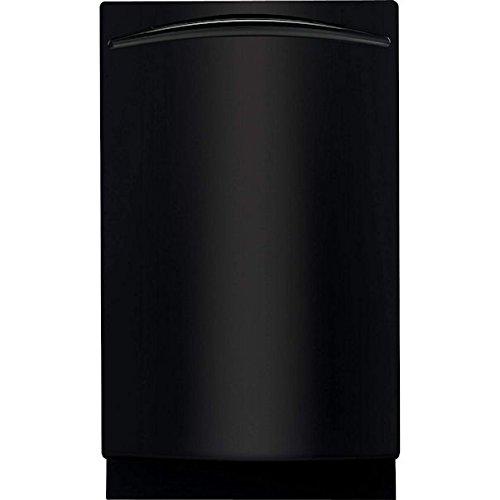 GE PDW1800KBB Profile 18″ Black Fully Integrated Dishwasher