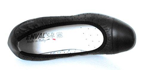 Alta Décolleté Con Centimetro 5 Davanti E Soft Centimetri Enval Un Zeppina Dietro 5ZwRInx