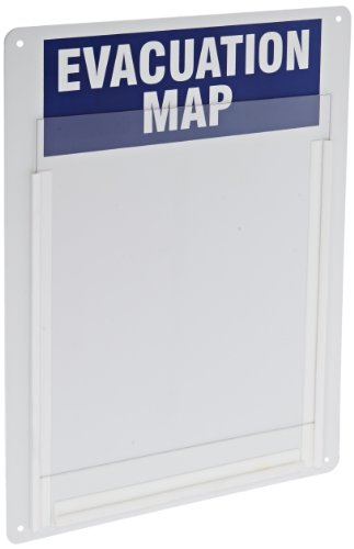 Evacuation Map Holder (Brady 45381 11