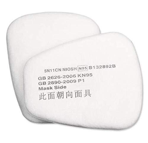 Coffly cmc2 Coton Filtre Filtres Anti poussi/ère 1 Paires et 2 pi/èce