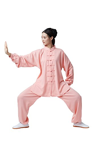 ShanRen-Sports-Womens-Tai-Chi-Uniform-Cotton-Silk-Martial-Arts-Wear