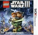 LEGO STAR WARS 3 THE CLONE WARS-NLA (Star Wars Gamecube Clone Wars)