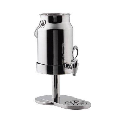 Smart Buffet Ware (Smart Buffet Ware 1A18710 1.3 gal Milk Dispenser in Stainless Steel)