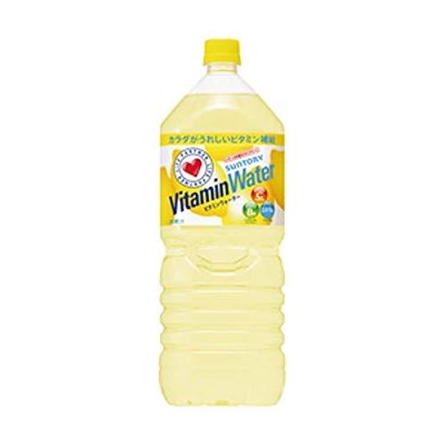 (まとめ)サントリー ビタミンウォーター 2L 1箱(6本)【×3セット】 フード ドリンク スイーツ 清涼飲料 その他の清涼飲料 14067381 [並行輸入品] B07S42GHCQ