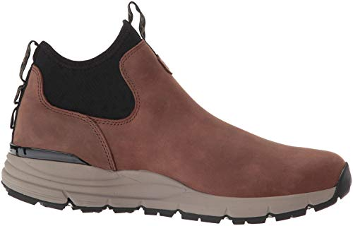 d2c957ccf46 Danner Men's Mountain 600 Chelsea Boot, Mahogany, 10.5 D US