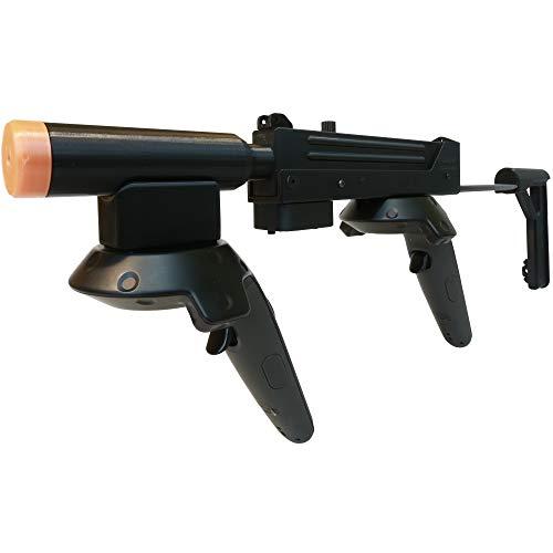 BeswinVR MAC11 VR Vive Gun Controller Magnetic Stock for VR Game HTC Vive  1 0| Vive Pro 2 0 Controller| FPS Game Pavlov VR| Onward| War Dust| Zero
