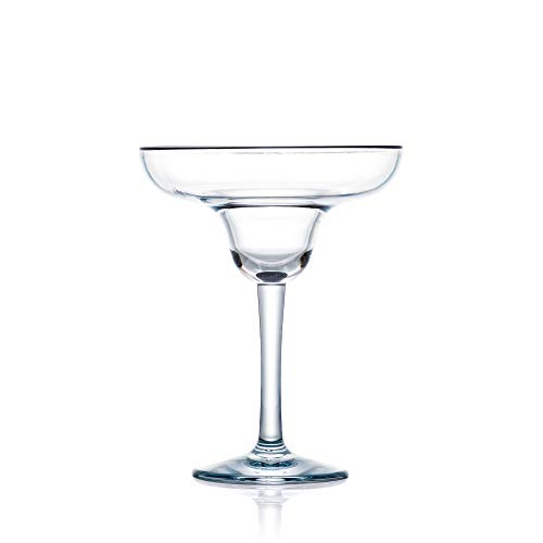 Strahl 12-oz Margarita Glasses, Set of 4 ()