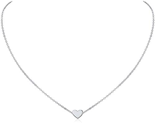 ChicSilver Personalized Sterling Necklace Engravable product image