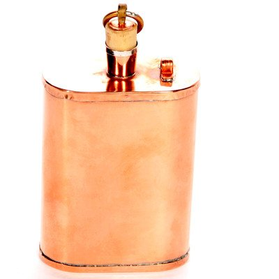 Jacob Bromwell Great American Flask by Jacob Bromwell