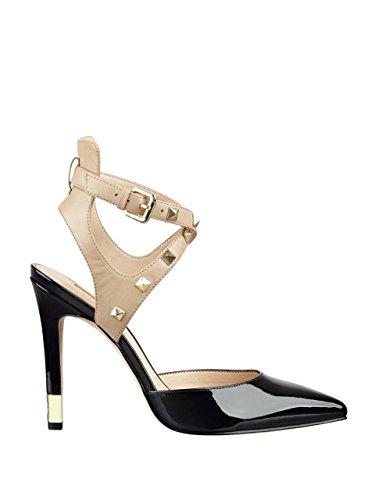 Guess - Zapatos de vestir para mujer negro/multicolor