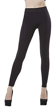 D&K Monarchy Full Leggings Black (Thin) (0 - 6)