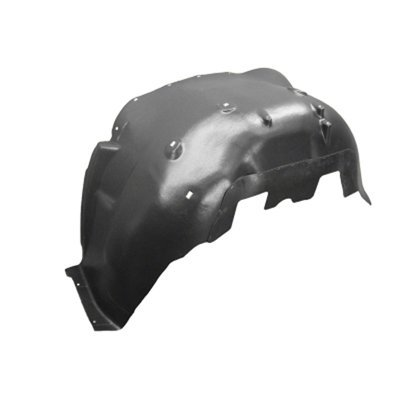 New Front Right Passenger Side Fender Liner For 2011-2013 Chevrolet Pickup Chevy Silverado 2500/3500 Model Made Of Plastic GM1249232 ()