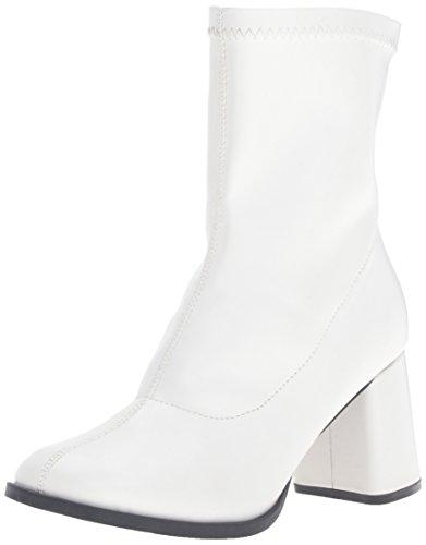 Funta (White Sexy Boots)
