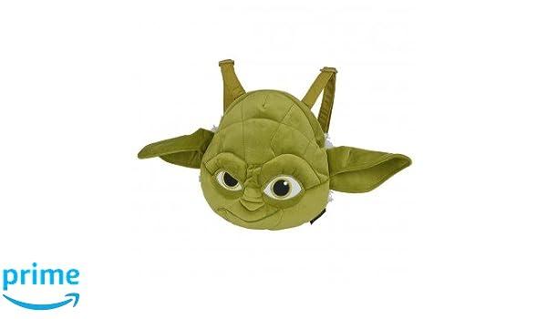 Disney - 5871550 - Sac a (de Dos - Star Wars - Yoda: Amazon.es: Juguetes y juegos