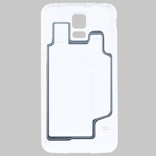 BB Mall Galaxy S5 Housing Replacement Back Cover [with Rubber Seal Waterproof Gasket], Cartoon Embossed Printing Battery Door Plastic Cover for Samsung Galaxy SV S5 i9600 G900