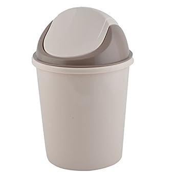 eDealMax plástico de la cocina basura contenedor de residuos de la camada de almacenamiento del Bote