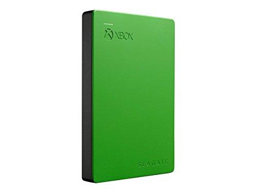 Seagate Game Drive für Xbox 4TB, grün; externe tragbare Festplatte für Xbox One & 360; USB 3.0 (STEA4000402)
